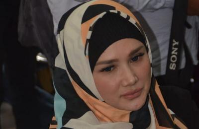 Mulan Jameela Ditetapkan Jadi Anggota DPR RI dari Gerindra