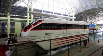 LRT Palembang Uji Coba Percepat Waktu Tempuh Jadi 47 Menit