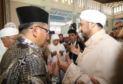 Ulama Makkah Hadiri Haul Akbar Pendiri Muslimat NU, Pesannya Begitu Indah