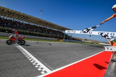 Divizioso Sebut Podium di Aragon Penting untuk Ducati