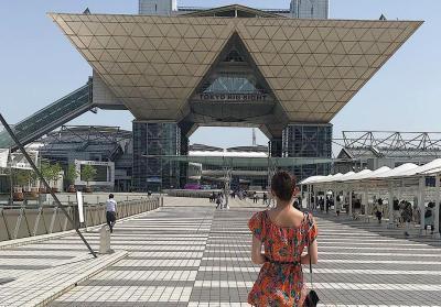 Berkunjung ke Odaiba, Surganya Para Pencinta Gundam