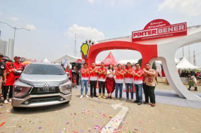 Sumbang Penjualan 33%, Mitsubishi Xpander Pinter Bener Hadir di Surabaya