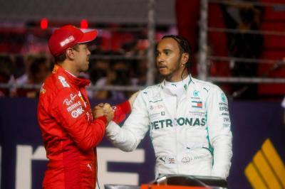 Hamilton Yakin Tren Positif Ferrari Berlanjut ke F1 GP Rusia 2019
