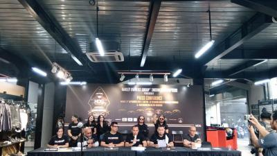Gelar Gathering Nasional, Ratusan Moge Siap Ramaikan Bandung