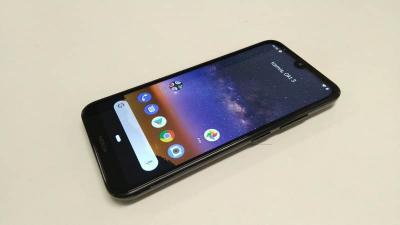 Jajal Nokia 2.2, Ponsel Android One dengan Fitur Face Unlock