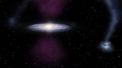 Teleskop Hubble Tangkap Ledakan 3,5 Juta Tahun Lalu di Galaksi Bima Sakti