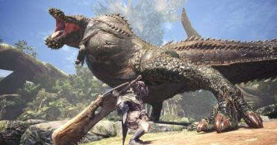 Capcom Umumkan Game Monster Hunter: World Terjual 14 Juta Kopi