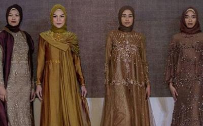 60 Desainer Siap Pamerkan Busana di Indonesia Modest Fashion Week 2019