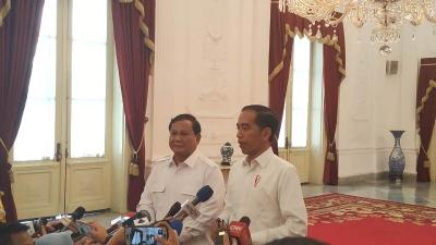 Pengamat Sebut Pertemuan Prabowo-Jokowi Finalisasi Penyusunan Kabinet