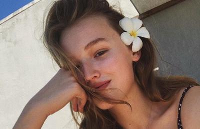 Diisukan Pacaran dengan Liam Hemsworth, Intip Liburan Maddison Brown di Bali