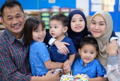 Curhatan Zaskia Mecca yang Sebagian Besar Keluarganya Idap Penyakit Asma