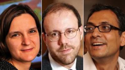 Trio Ekonom Raih Nobel Ekonomi berkat Upayanya Berantas Kemiskinan