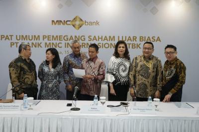 MNC Bank Tunjuk Ricko Irwanto Jadi Direktur Kepatuhan
