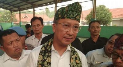Menteri Sosial Sebut di Era Jokowi Angka Kemiskinan 9,41 Persen
