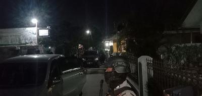 Terduga Teroris Cirebon Penjual Gorengan di Sekitar Sekolah Dasar