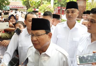Gencar Safari Politik, Gerindra: Prabowo Tak Ingin Indonesia Makin Terpuruk