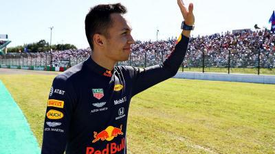 Finis Keempat di Jepang, Albon: Ini Hasil Terbaik Saya di F1!