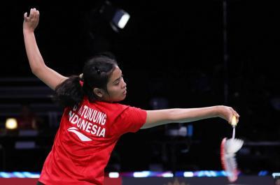 Gregoria Tatap Turnamen Berikutnya Usai Tersingkir dari Denmark Open 2019