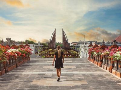 Indonesia Jadi Destinasi Terfavorit Dunia Versi Conde Nast Traveler