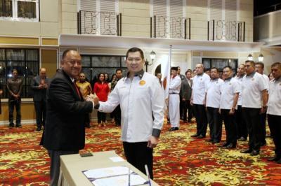 PB POBSI Resmi Dikukuhkan, Hary Tanoesoedibjo Berkomitmen Majukan Biliar di Kancah Internasional