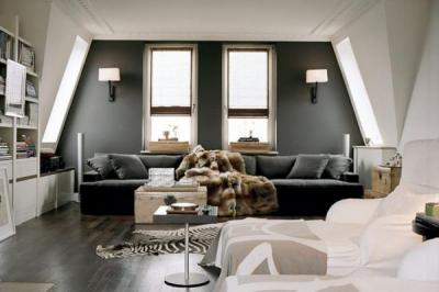 8 Ruang Keluarga Sederhana dengan Gaya Minimalis, Bisa Bermain dengan Warna