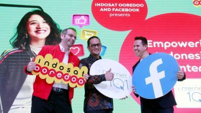 Kerjasama dengan Facebook, Indosat Ooredoo Tingkatkan Adopsi Internet Mobile di Indonesia