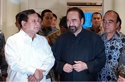 Keinginan Gerindra-NasDem Amandemen UUD Menyeluruh Dinilai sebagai Kemunduran