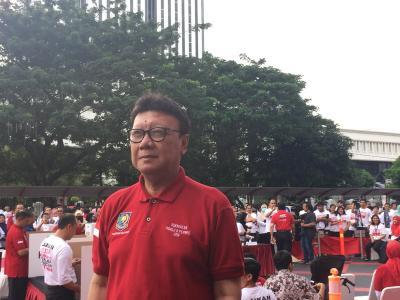 """Tjahjo Kumolo Ungkap Daerah """"Merah"""" Radikalisme-Terorisme"""