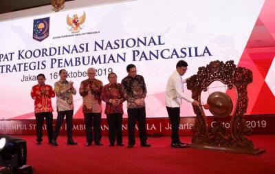 BPIP: Berperan Membumikan Pancasila, Kesbangpol Tak Boleh Dimarjinalkan