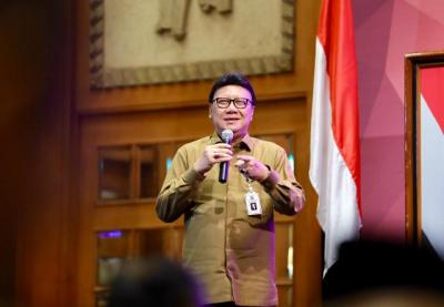 """Kala Mendagri Sebut Indonesia """"Negara Ormas"""""""