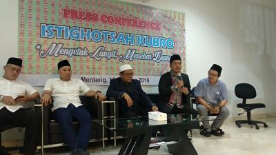 Jelang Pelantikan Jokowi-Ma'ruf, Relawan Akan Gelar Istigasah Kubro di TMII