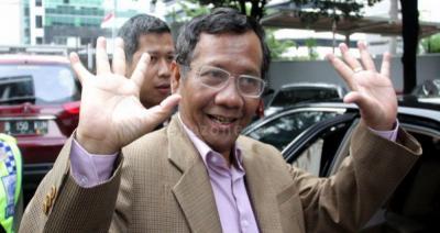 Mahfud MD Optimis Pelantikan Presiden Jokowi-Ma'ruf Berjalan Lancar