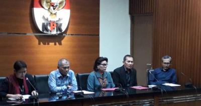 KPK Tetapkan Direktur PT Humpuss Tersangka Penyuap Bowo Sidik
