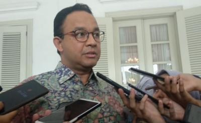 2 Tahun Anies Pimpin Jakarta, Ditinggal Sandi hingga Revitalisasi Trotoar 134 KM