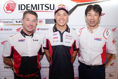 LCR Honda Resmi Perpanjang Kontrak Takaaki Nakagami