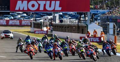 Jadwal MotoGP Jepang 2019