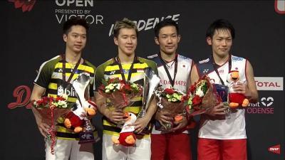5 Negara Tersukses di Ajang Denmark Open, Indonesia Posisi Berapa?