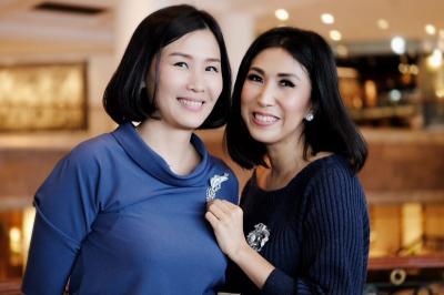 Veronica Tan Gandeng Wanda Ponika Ajak Anak Rusun Main Musik Operet