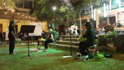 Festival Musik Kontemporer October Meeting Keempat Siap Digelar di Tembi