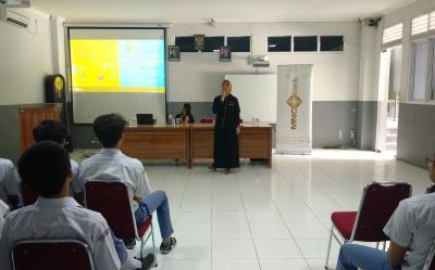 Incar Generasi Muda, MNC Bank Gelar Edukasi Perbankan di SMA 1 Kota Bogor