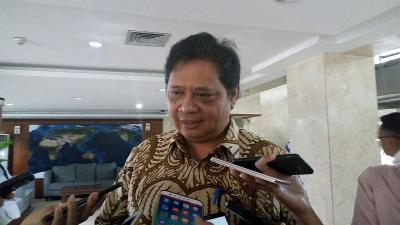 Jadi Menteri Lagi? Airlangga Hartarto: Tunggu Arahan Pak Presiden