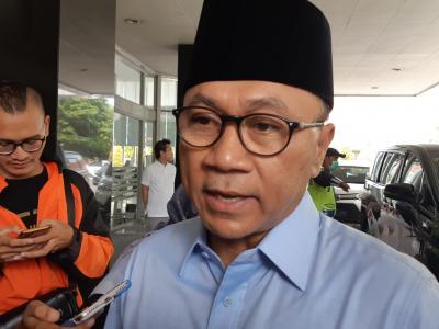 Zulkifli Hasan Beri Sinyal PAN Tidak Gabung Koalisi Jokowi