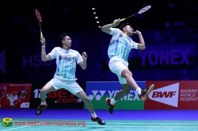 Fajar Rian Puas Balaskan Dendam ke Wakil China di Denmark Open 2019