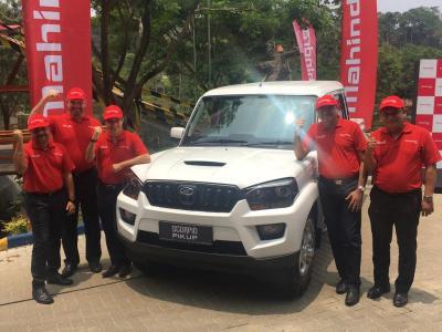 Mobil India Mahindra Resmi Mengaspal di Indonesia, Model Perdana Pikap