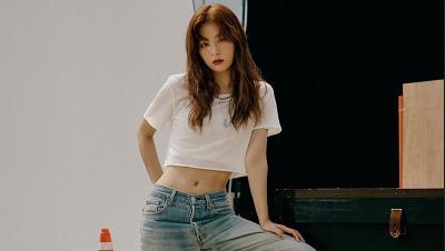 6 Gaya Girl Crush ala Seulgi Red Velvet, Bikin Naksir Banget!