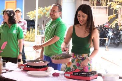 5 Chef Seksi Indonesia, Nomor 3 Kerap Bikin Gagal Fokus