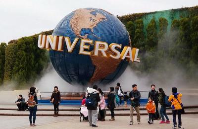 Universal Studios Gaet Alibaba demi Kalahkan Disney China
