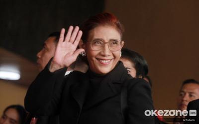 Hari Terakhir Kerja, Menteri Susi Unggah Video Perpisahan Diiringi Musik 'Sampai Jumpa'