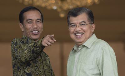 Jelang Purna Tugas, Jokowi dan Kabinet Kerja Perpisahan di Istana Merdeka
