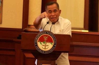 Ryamizard Komentari Isu Prabowo Akan Jadi Menhan